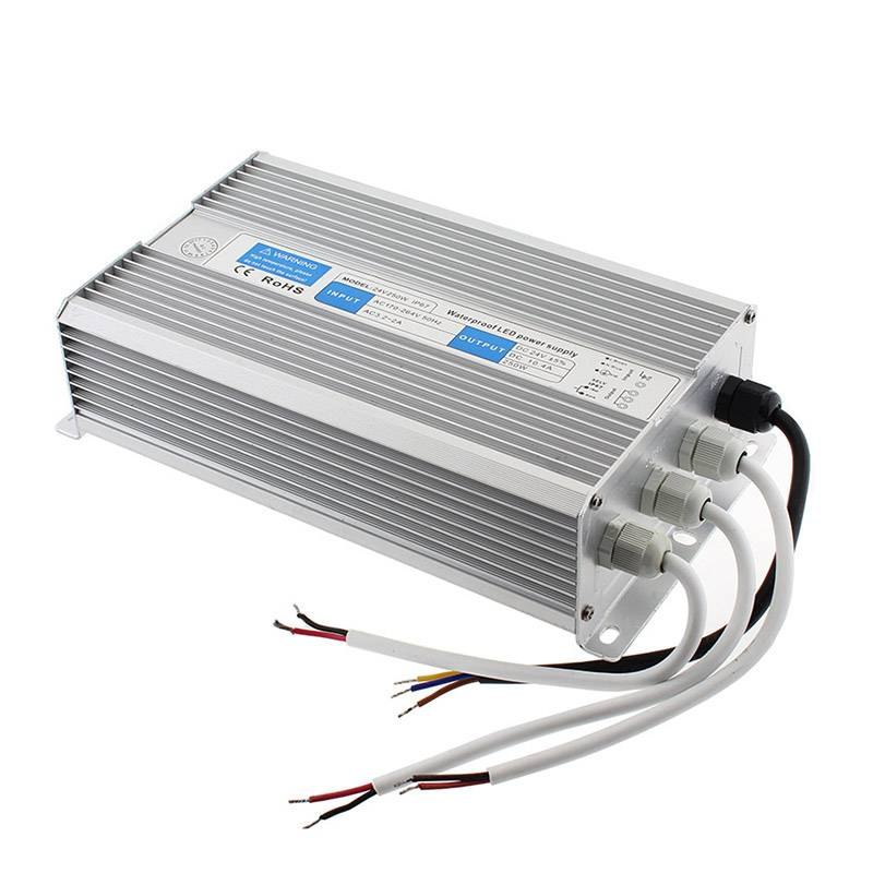 Source d'alimentation LED 24V/200W/8.3A